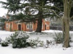 Almshouses Winter